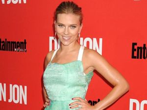 Scoop: Scarlett Johansson glad she found fame 10 years ago