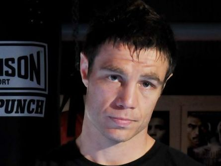 RING RETURN: Michael Katsidis is preparing for a fight on November 30.