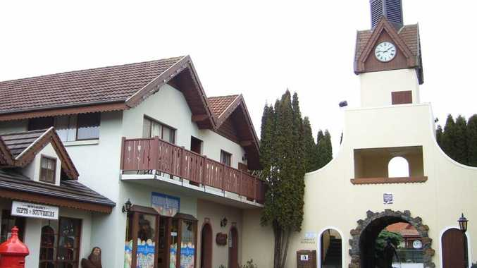 SWISS DELIGHT: Grindelwald Swiss Shopping Village is a must visit if you are near Launceston.