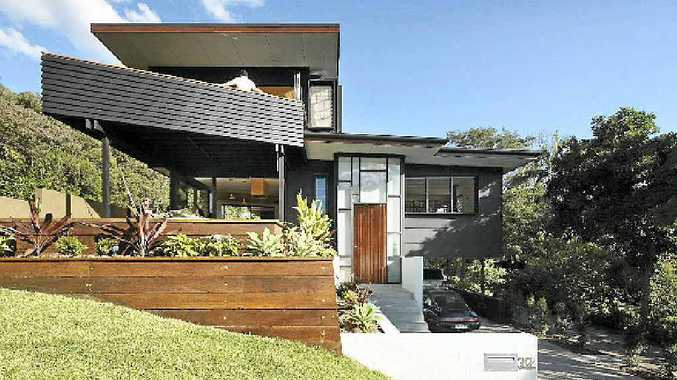 HOUSES AWARD: The Sponder House in Byron Bay.