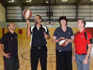 Mackay Basketball has keys to new stadium