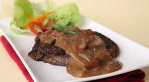 Sweet Teriaki Beef