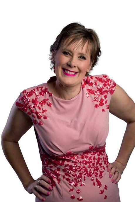 Cancer survivor Deb Pacholke.