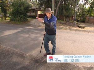Bitumen bandits cost McLeans Ridges man thousands