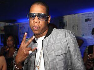 Jay-Z signs Steven Spielberg's kids