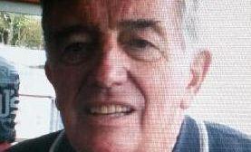 Missing man Michael Newbon.