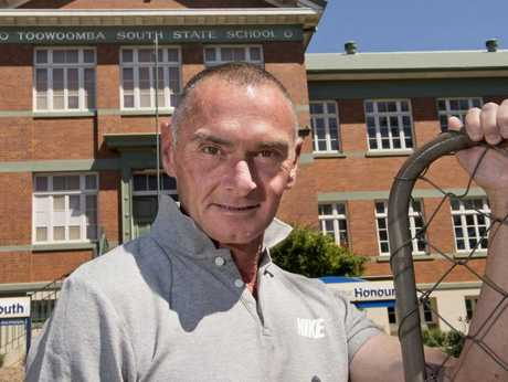 Athletics coach Gerrard Keating wants to bring a sports museum to Toowoomba.