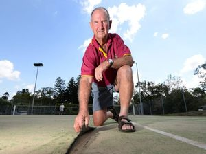 Bank serves up $32,500 surprise for Athelstane Tennis Club