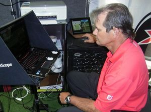 Technology makes it easier to get fitted with new clubs