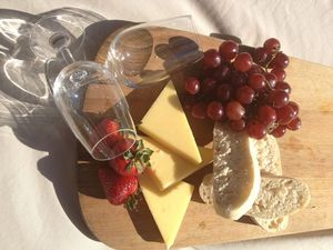 Science says wine and cheese make you fit and smart