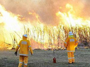 Potentially dangerous fire season ahead