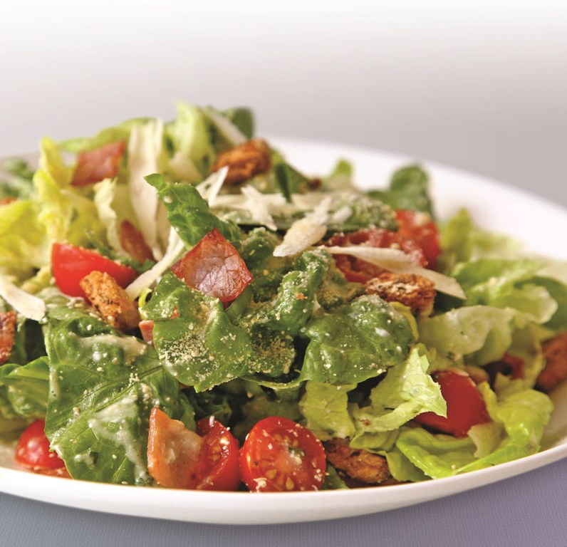 Caesar salad is always a winning meal on hot summer's day or night, and this version is easy, simple and delicious.
