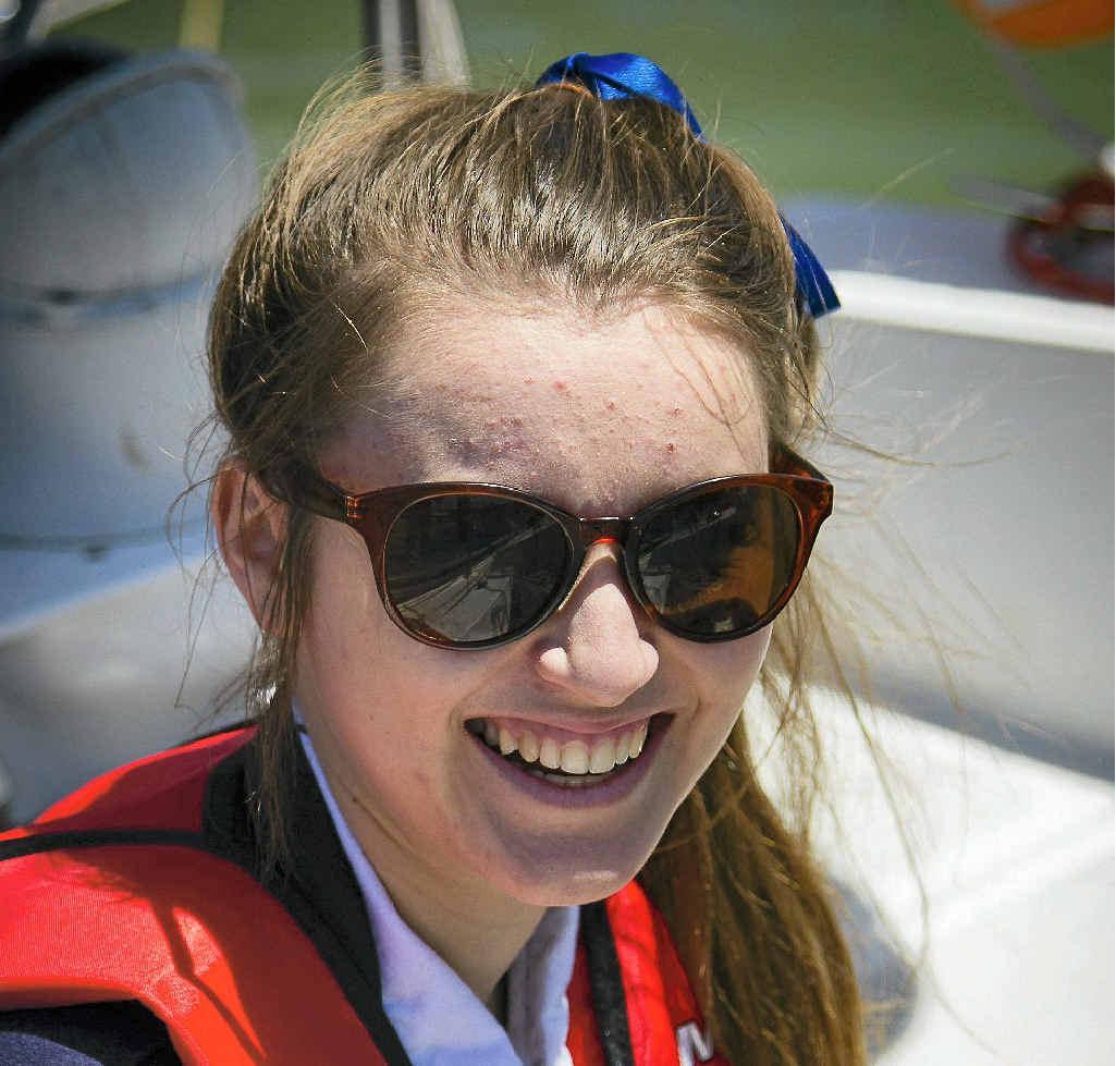 Hannah Gregory on Miss Behaviour.