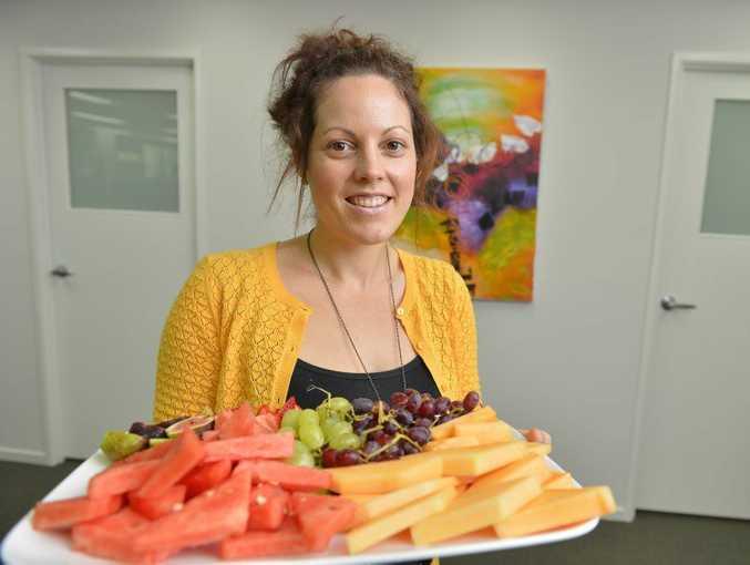 Nutritionist Jacqui Smith.