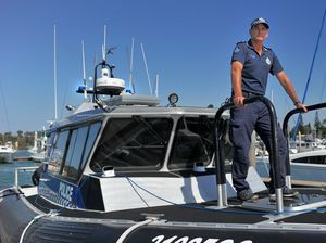 Have a coffee with... Gladstone Water Police's Sgt Barnett
