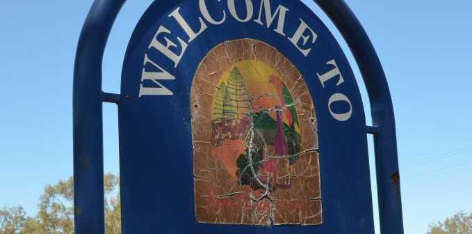 NEW LOOK: Wayne Kratzmann wants to streamline signs across the region.