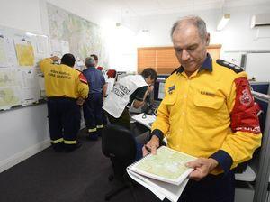 RFS volunteers on high alert