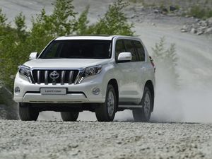 Toyota LandCruiser Prado three-door banished