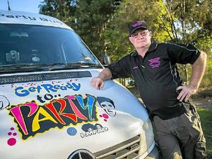 Get the party started with disco on wheels for hire