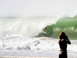 Weather conditions, lack of swell torment region's surfers