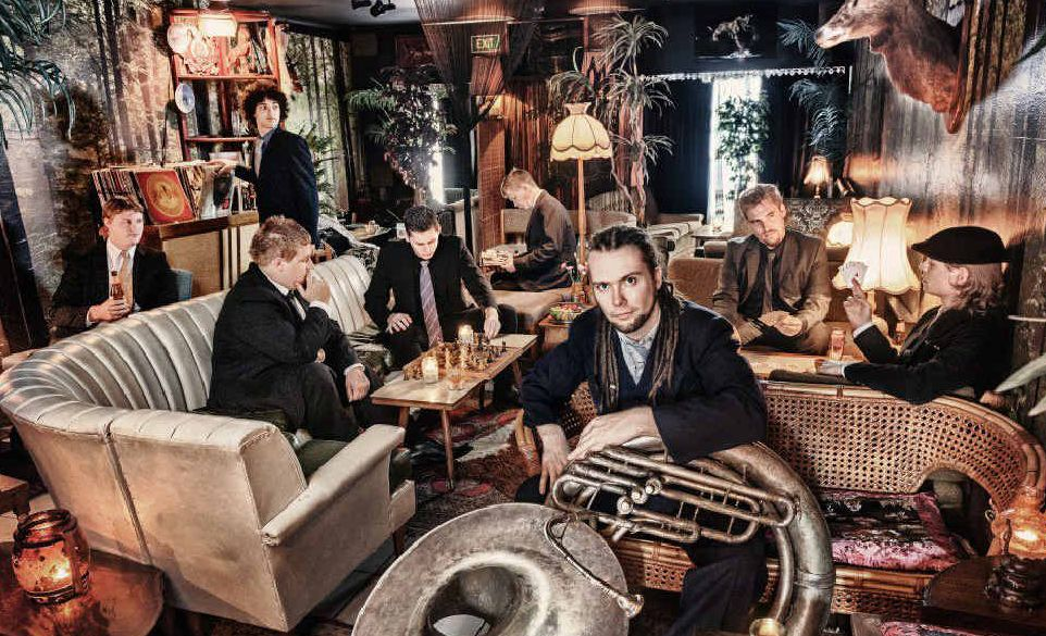 Dance the night away with Bullhorn. They perform at the Solbar in Maroochydore on Saturday.