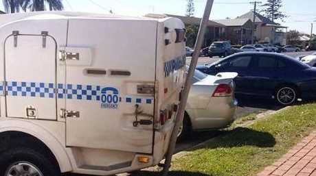 One of the photos that appears on the Toowoomba's Bad Parkers and Drivers Facebook page.