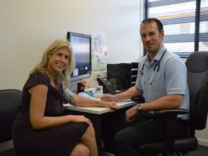 RFDS keeps flying doctor grounded in pioneering clinic