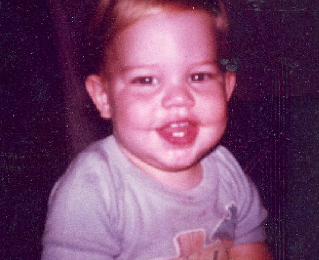 This baby photo of Timothy Pullen is one of the family's treasured reminders of their son and brother.