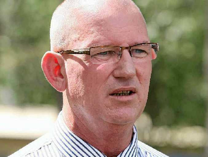 Rockhampton MP and Queensland Police Minister Bill Byrne has come under fire after reports he used a rifle at his home to shoot a rat.