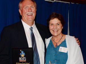 Swim school takes top honours at Tweed business awards
