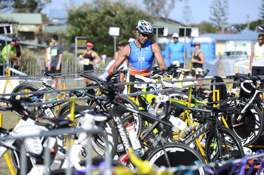 Gladstone's world class triathlon will test the mettle of competitors.