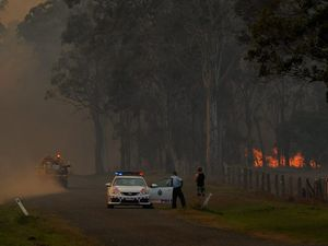 Rural fire brigade services again stretched to the limit
