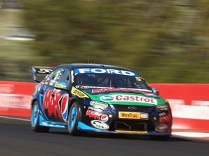 Frosty almost speechless after historic Bathurst win