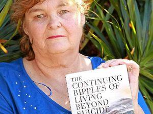 Mum battles kids' suicides