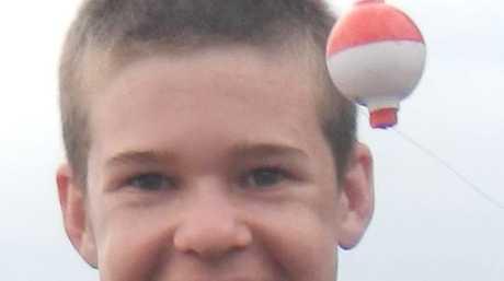 Pottsville's Alex van Honk, 16, went missing on the morning of October 13.