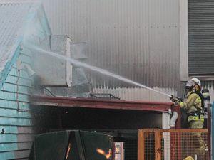 No suspicious circumstances in Mooloolaba Wharf fire