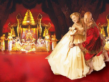 Lisa McCune and Teddy Tahu Rhodes will star in the new Australian production of the musical The King and I.