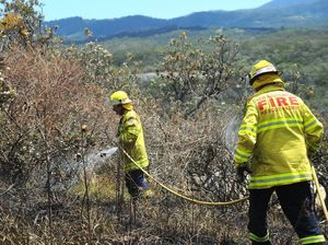 Firefighters stretched tackling blazes on multiple fronts