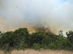 Fire at Queensland Alumina Ltd site