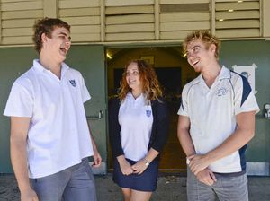 The heat is definitely on – for Year 12