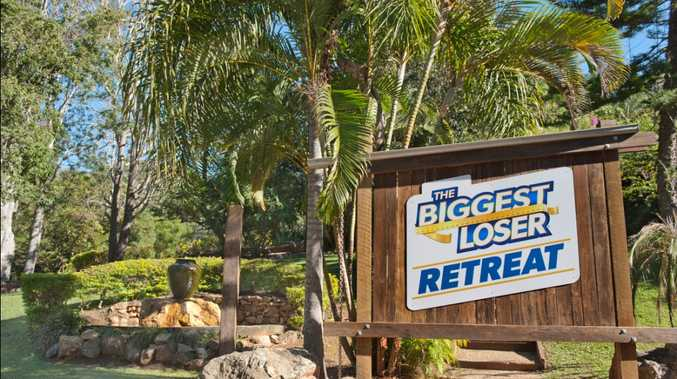 Welcome to the Biggest Loser Retreat.