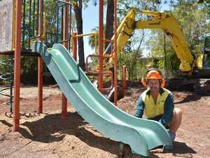 $100,000 park upgrades