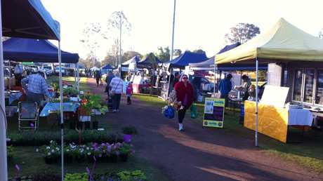 Yandina Markets, the biggest plant market on the Sunshine Coast also including farm produce, deli stalls, collectibles and secondhand goods and much more.