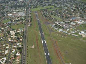 Emergency landing at Toowoomba Aiport due to fuse fault