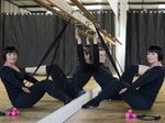 Fitness dancing class leaves participants feeling 'buzzed'