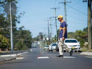 Drivers told to be mindful of vision impaired pedestrians