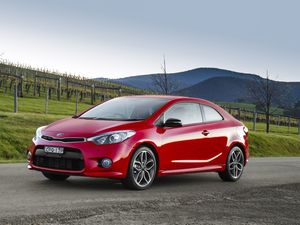 Kia Cerato Koup launched with Turbo option for $27,990