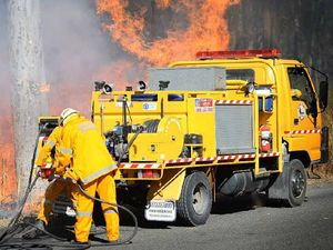 The heat is on for our firies