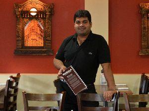 Mackay savours the taste of India