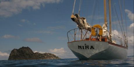 The missing yacht Nina